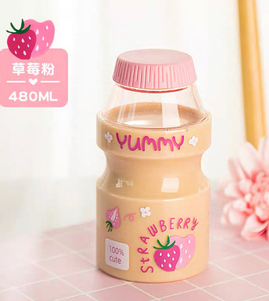 Yummy Fruits Drinking Bottle