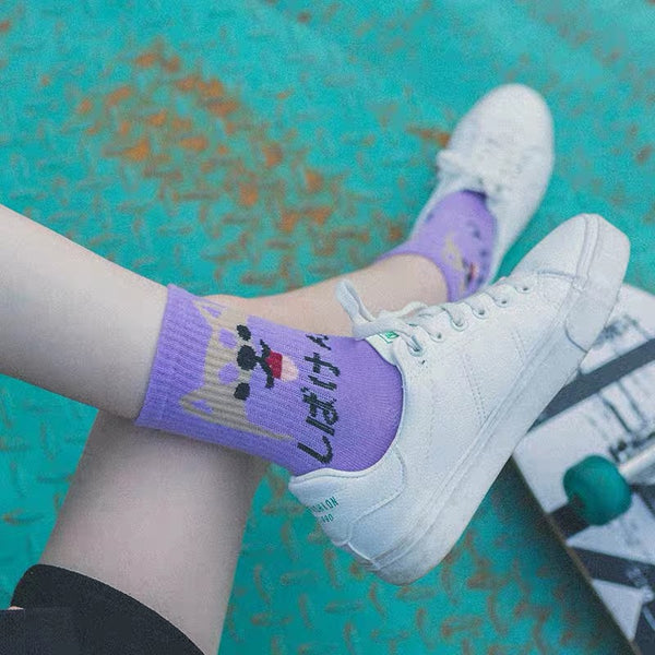 Kawaii Dog Socks