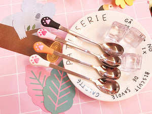 Cat's Paw Spoon