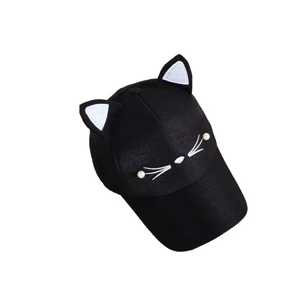 Lovely Kitty Baseball Cap