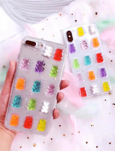 Candy Phone Case For Iphone6/6s/6p/7/7plus/8/8plus/X/XS/XR/XSmax/11/11pro/11proMAX