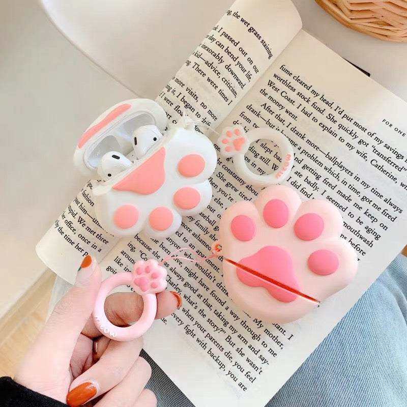 Paws Airpods Protector Case For Iphone