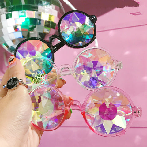 Fashion Kaleidoscope Glasses
