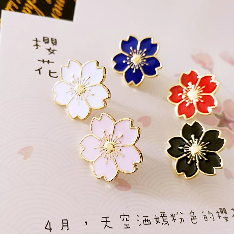 Sakura Brooch Pin