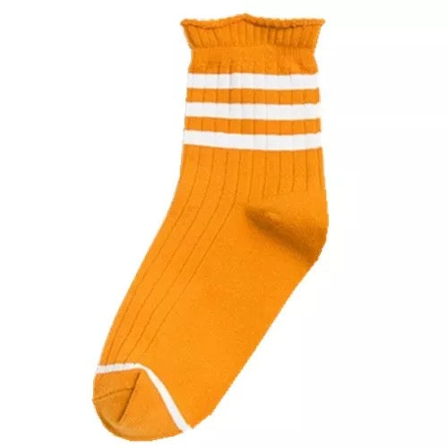 Pure Color Socks