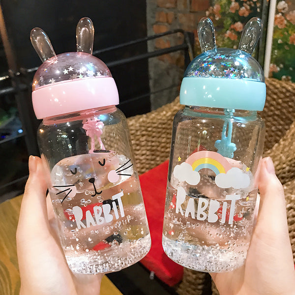 Kawaii Ears Drinking Bottle