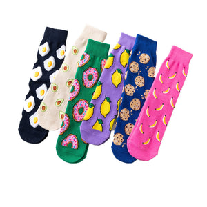 Kawaii Foods Socks