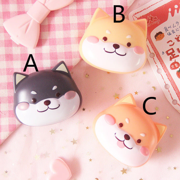 Kawaii Dog Contact Lens Box