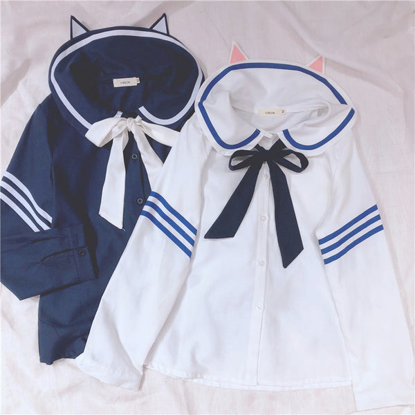 Kawaii Sailor Shirt