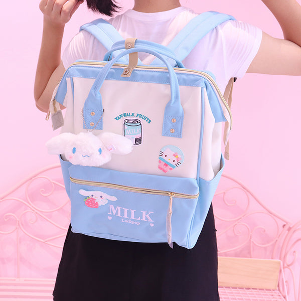 Sweet Pastel Backpack
