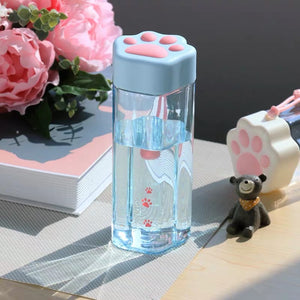 Kawaii Paws Drinking Bottle