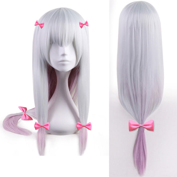 Adult Comic Teacher Cosplay Wig