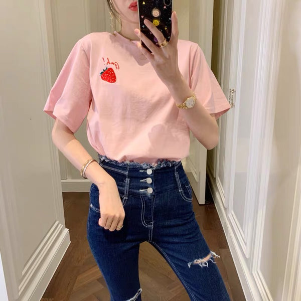 Lovely Strawberry T-shirt