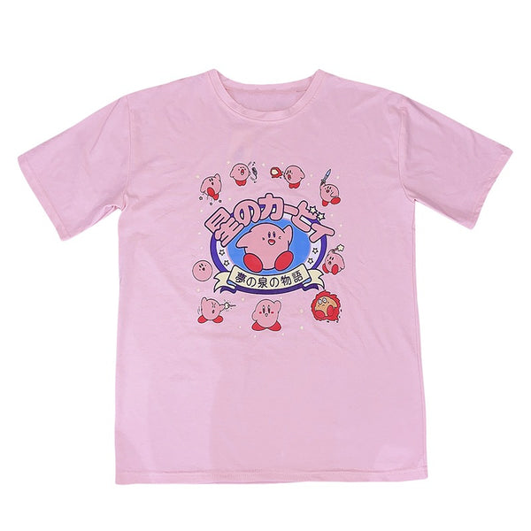 Kawaii Printed T-shirt