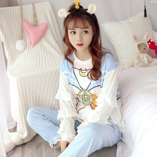 Sailor Moon Pajamas