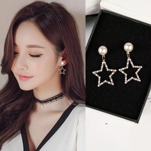 Cute Star Earrings