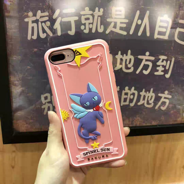 Sakura Phone Case For Iphone6/6S/6Plus/7/8/7/8Plus/X/XS
