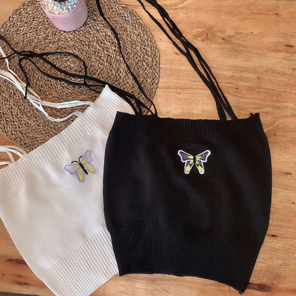 Cute Butterfly Top