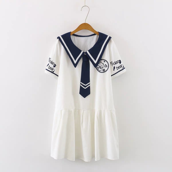 Cute Sailor Dress
