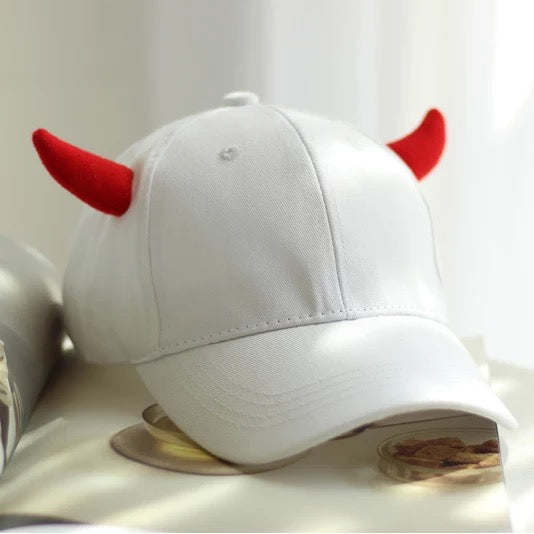 Kawaii Devil Cap
