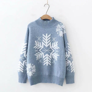 Cute Snow Sweater