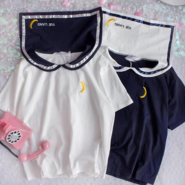 Harajuku Moon T-shirt