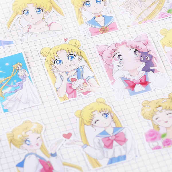 Anime Sticker