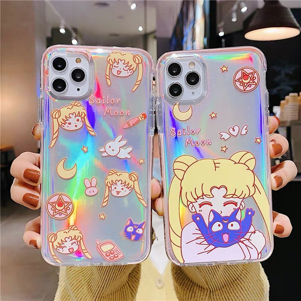 Kawaii Phone Case For Iphone7/7P/8/8plus/X/XS/XR/XSmax/11/11pro/11pro max