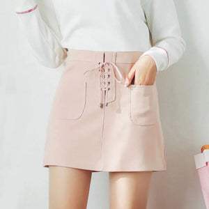 Kawaii Bowknot Skirt