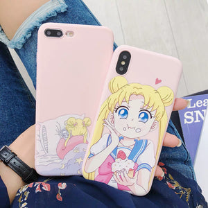 Usagi Phone Case For Iphone6/6S/6P/7/7P/8/8plus/X/XS/XR/Xs max