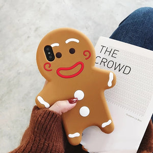 Cute Boy Phone Case For Iphone6/6s/6p/7/7plus/8/8plus/X/XS/XR/XSmax