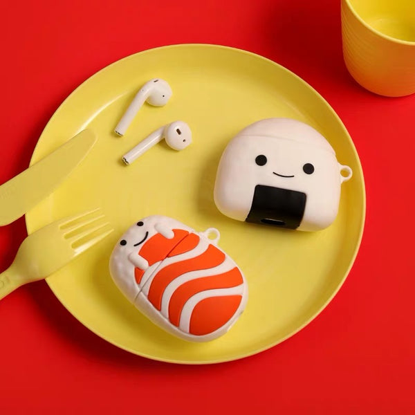 Food Airpods Protector Case For Iphone