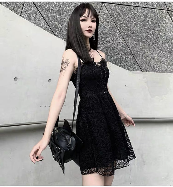 Harajuku Lace Dress