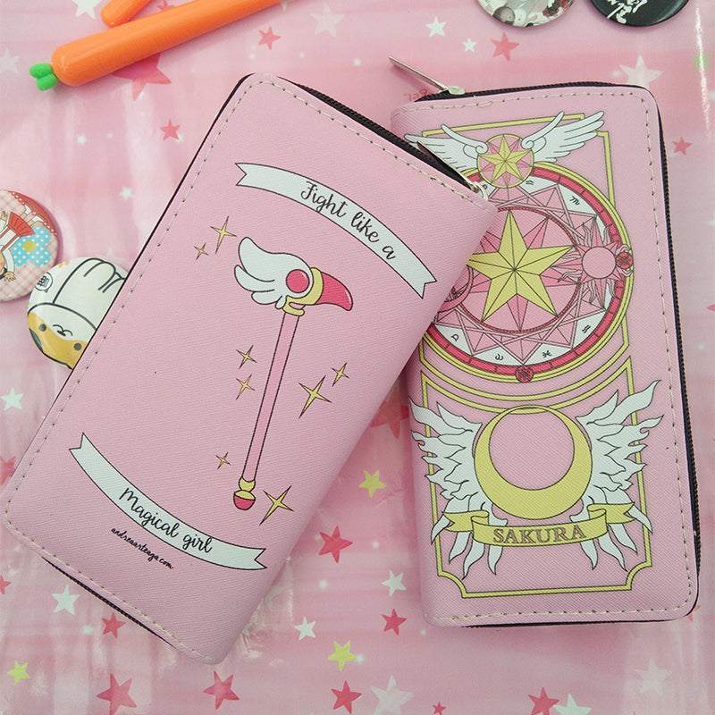 Magic Sakura Wallet
