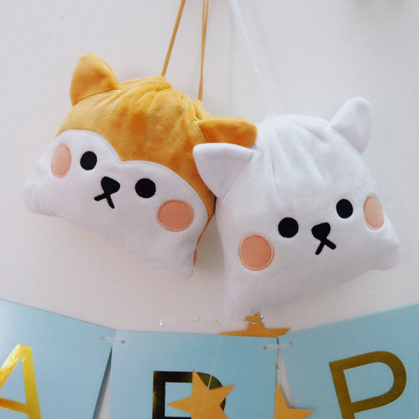 Kawaii Dog Bag