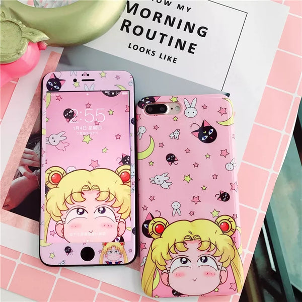 Cartoon  Phone Case For Iphone6/6s/6plus/7/8/7/8plus/X/XS/XR/XSmax