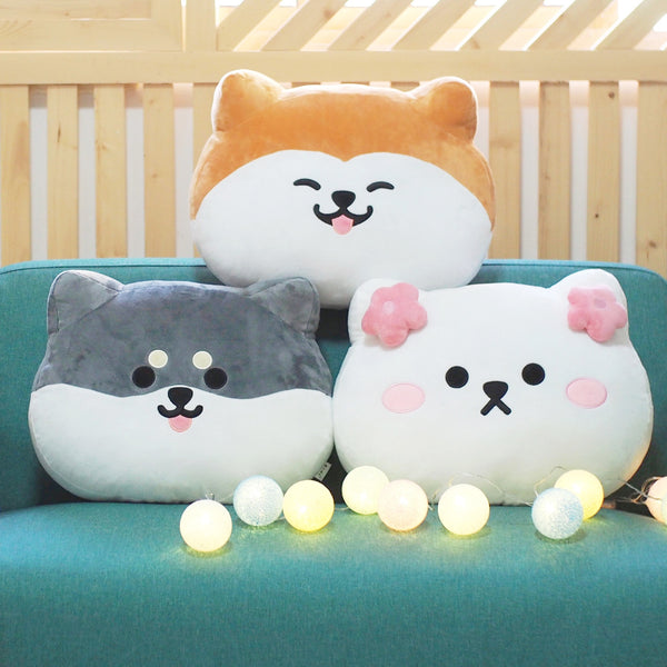 Kawaii Puppy Pillow