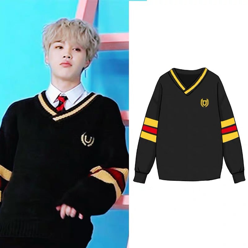 Harajuku BTS Sweater