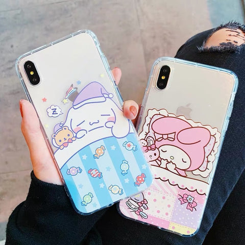 Sweety Phone Case For Iphone6/6S/6P/7/7P/8/8plus/X/XS/XR/Xs max/11/11pro/11pro max