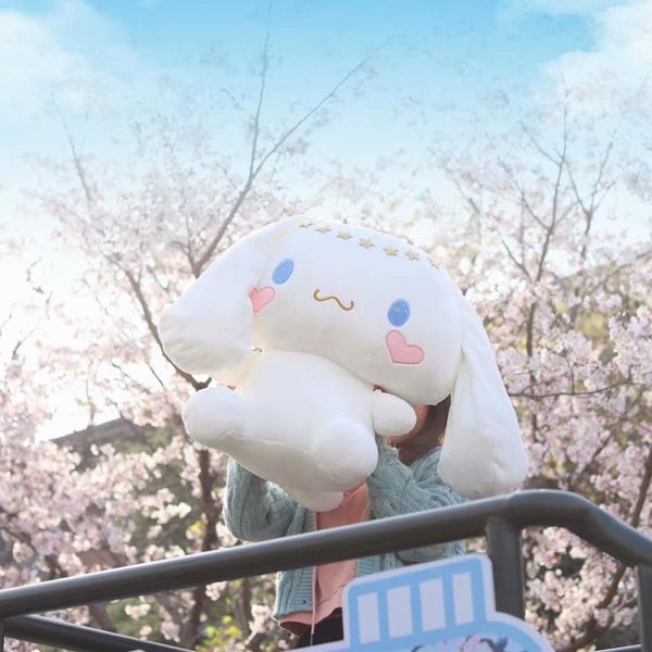 Star Cinnamoroll Plush Toy