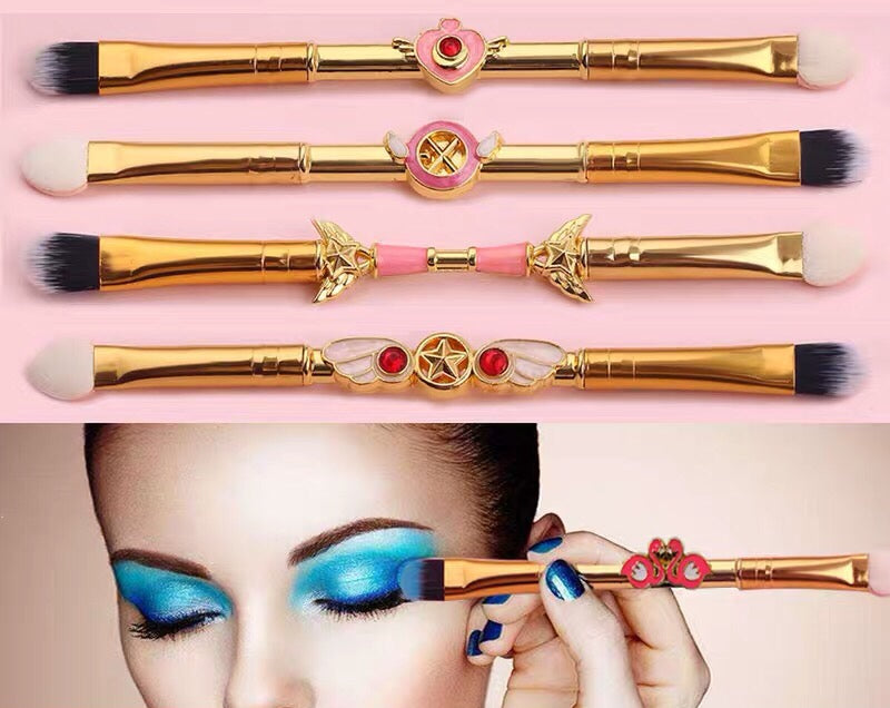 Kawaii Anime Makeup Brush Suit