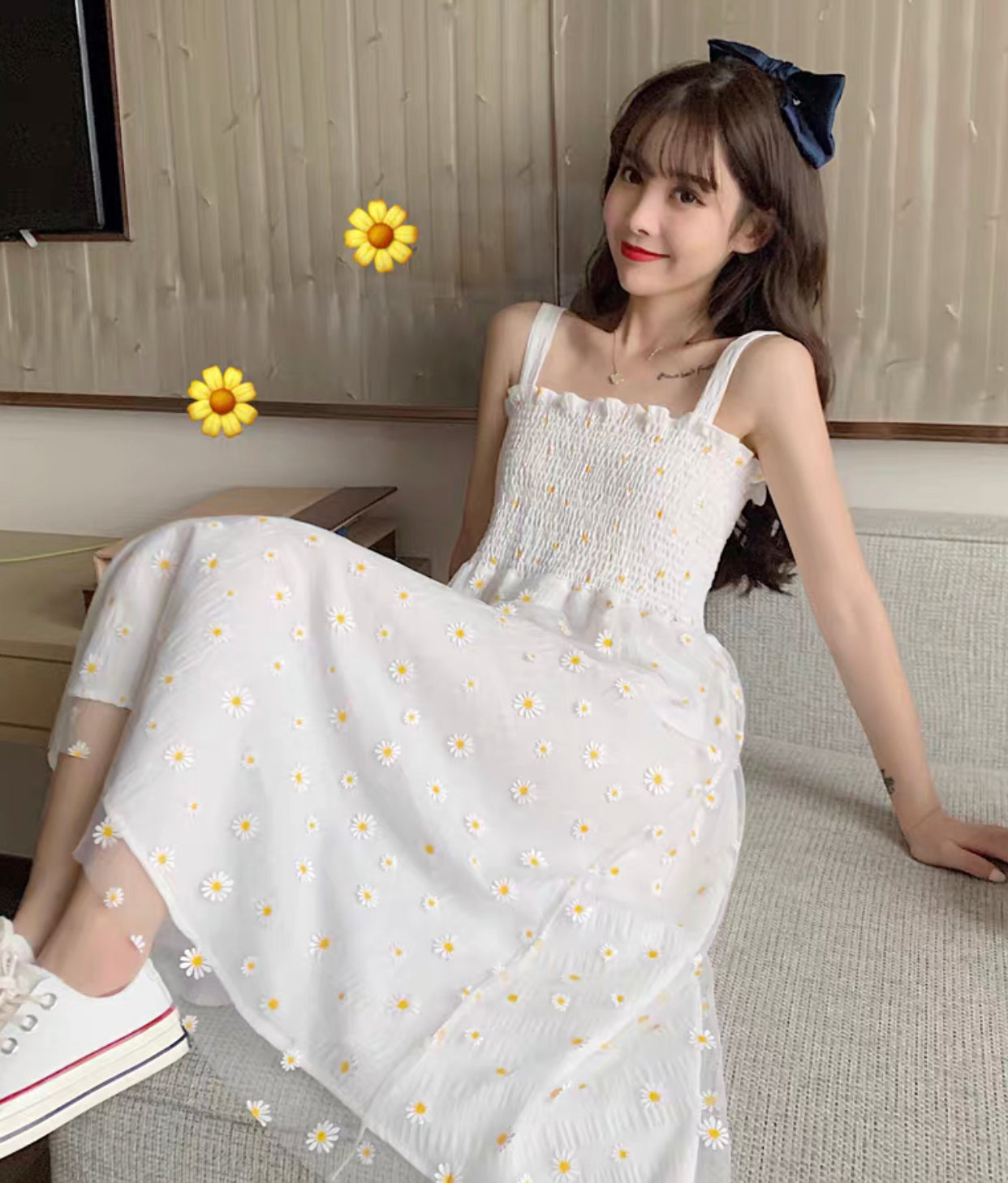 Sweet Daisy Dress