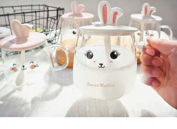 Kawaii Rabbit Cup
