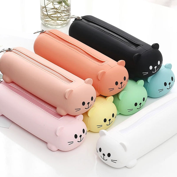 Happy Bear Pencil Case
