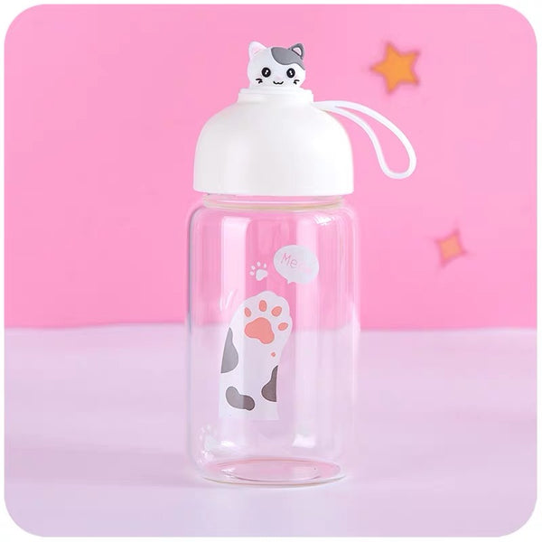Kawaii Animals Drinking Bottle