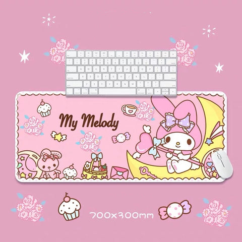 Cute Melody Mouse Pad