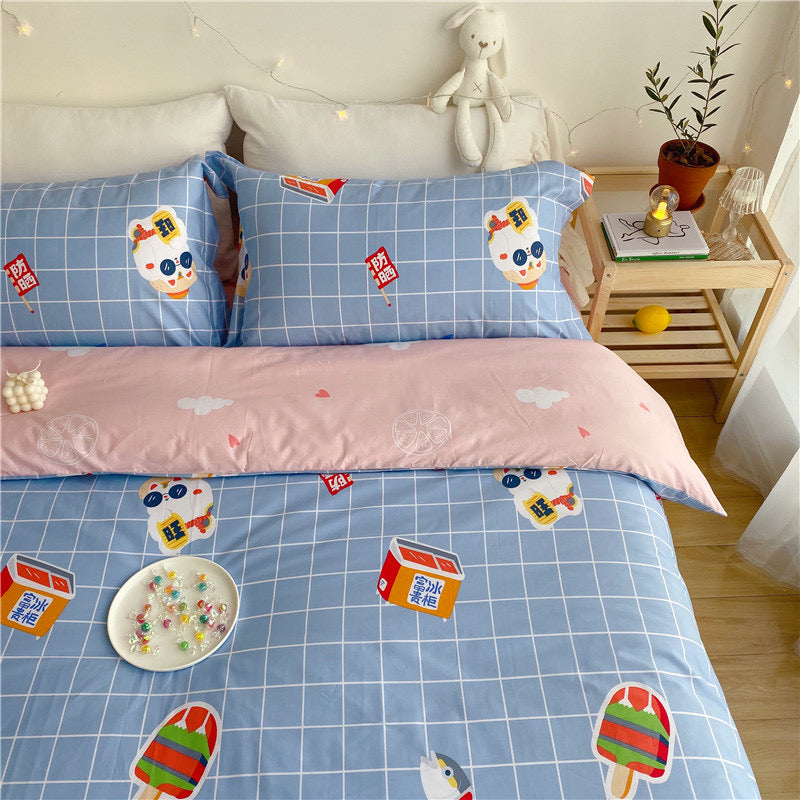 Sweet Foods Bedding Set