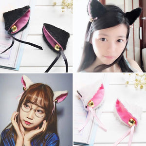 Cat Ears Clip