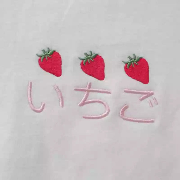 Little Strawberry Tee