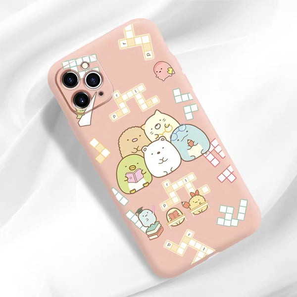 Cute Phone Case For Iphone7/7P/8/8plus/X/XS/XR/Xs max/11/11pro/11pro max